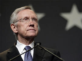 Nevada Senator Harry Reid