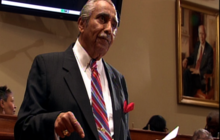Rangel Walks Out of House Ethics Hearing