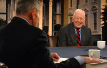 """Jimmy Carter: Next Two Years """"Better"""" for Obama"""