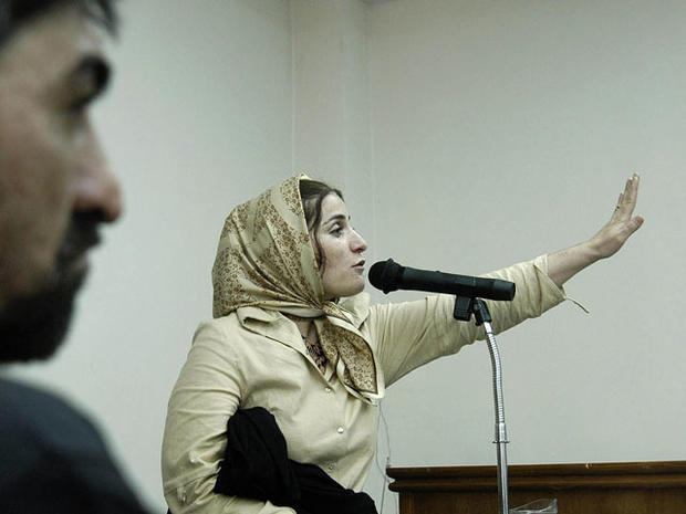 Shahla Jahed Executed by Iran