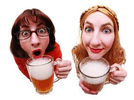 beer, women, istockphoto, 4x3