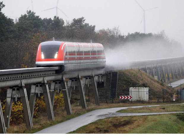 The World's 10 Fastest Commuter Trains