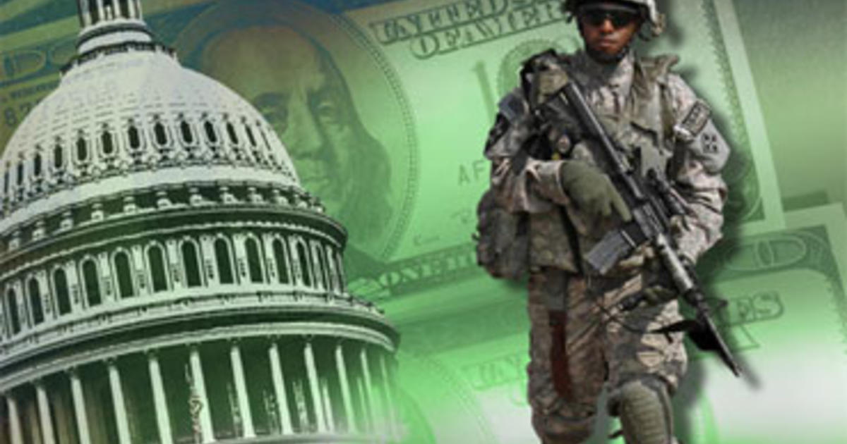 Proposed 1.4% Military Pay Raise Under Fire - CBS News