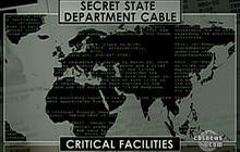WikiLeaks Reveals Sites Vital to U.S.
