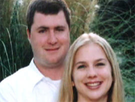 Gabe and Tina Watson in an undated photo