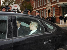 Assange Arrested on Sex Charges: WikiLeaks Founder Denied Bail