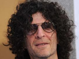 "Howard Stern attends the premiere of ""Sex and the City 2"" at Radio City Music Hall on May 24, 2010 in New York City."