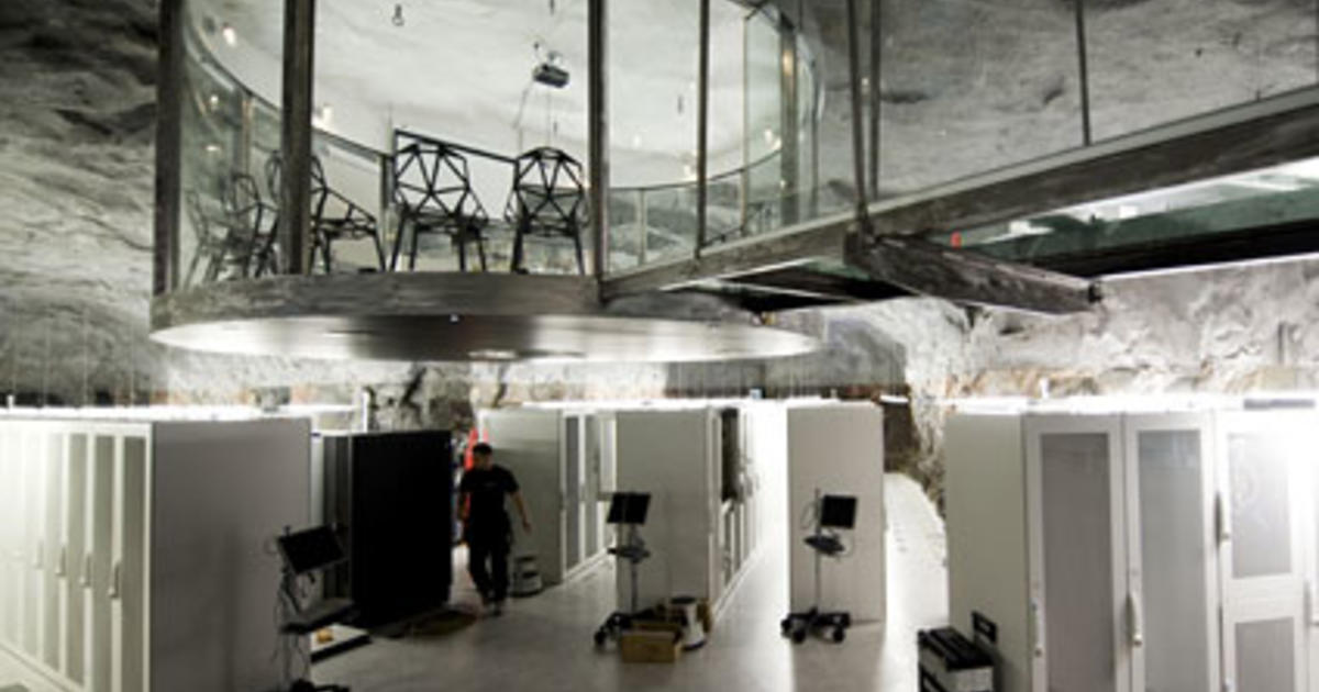 Man Cave Radio Show Washington Dc : Wikileaks cave looks like bond villain s lair pictures