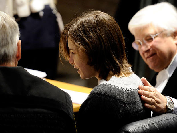 Amanda Knox Appeal Begins