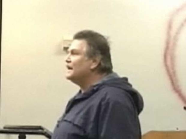 Fla. School Board Shooting Caught on Tape