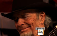 Merle Haggard Talks About His Life and Work