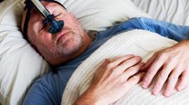 Sleep apnea CPAP mask reduces hypertension risk, studies suggest