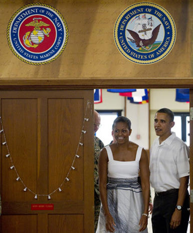 Obama Family Vacation