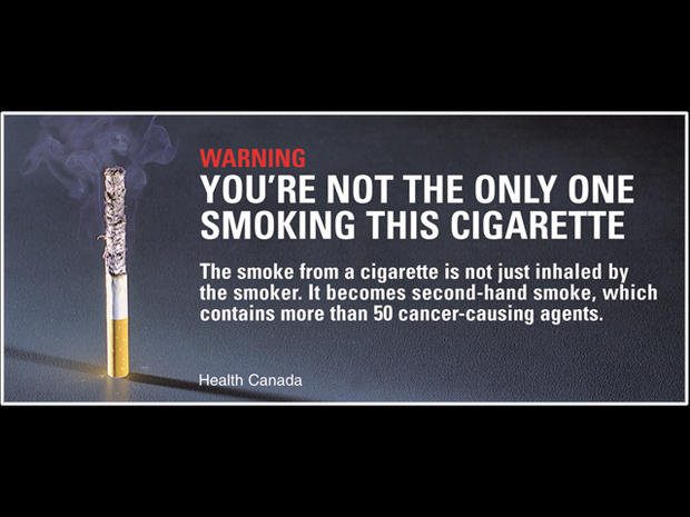 In Your Face: Canada's Tough New Tobacco Warning Labels