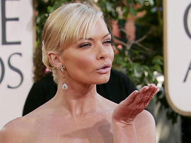 Jaime Pressly, 'My Name is Earl' Co-Star, Arrested on Suspicion of DUI