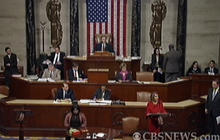 Representatives Read the Constitution