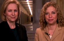 Members of Congress in Room as Giffords Opens Eyes