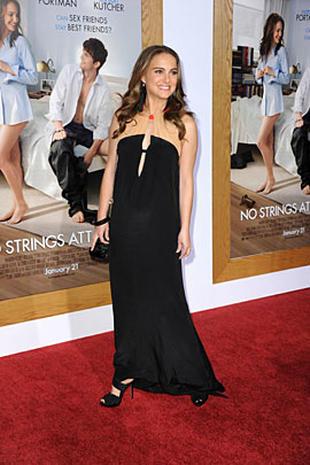 Natalie Portman's pregnancy style
