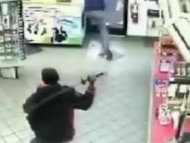 Clerk Foils Robbery Attempt with Sword in SC