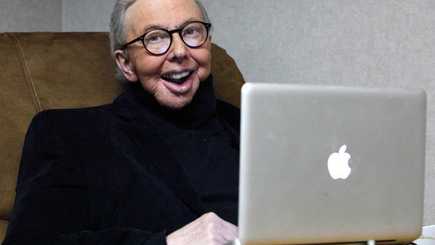 Roger Ebert Returns to TV With New Show and Prosthetic ...
