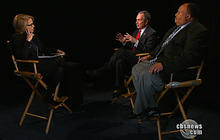 Bloomberg, MLK III Vs. Gun Violence