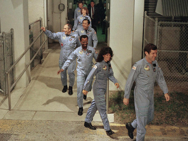 A look back: Challenger shuttle disaster