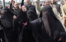 Egyptian Women Fight For Country's Future