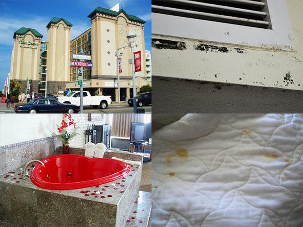 America's Dirtiest Hotels? TripAdvisor Picks 10