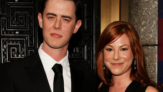 Photo of Colin Hanks & his  Mother  Samantha Lewes