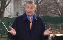 CBS News' Bill Plante Channels Ronald Reagan