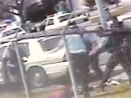 Houston Police Beating (VIDEO): Four Officers Fired After Footage Shows Them Pummeling Burglary Suspect