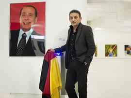 Antonio Manfredi, director of the CAM Museum (Casoria Contemporary Art Museum)