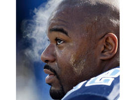 Albert Haynesworth, Washington Redskins Lineman, Charged with Assault in Road Rage Incident