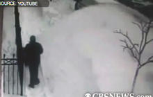 Robbed Man Gets Revenge with Snow Blower
