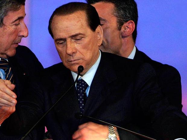 Ex-Italian Premier guilty in sex-for-hire case