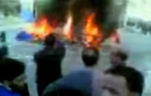 Egyptian Protesters Torch Gov. Headquarters