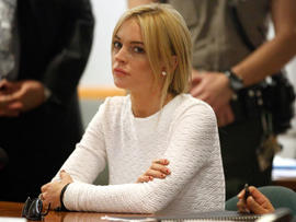 Lindsay Lohan Expected to Appear in Court Not Once, But Twice This Week