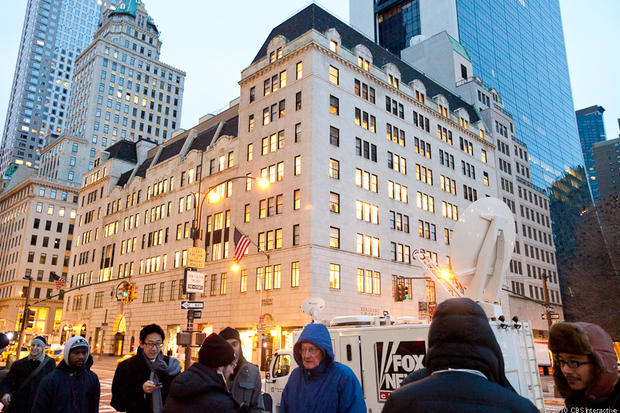 Verizon iPhone arrives in Manhattan