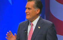 "Romney Jokes Obama Putting in ""Bob's Big Boy"""