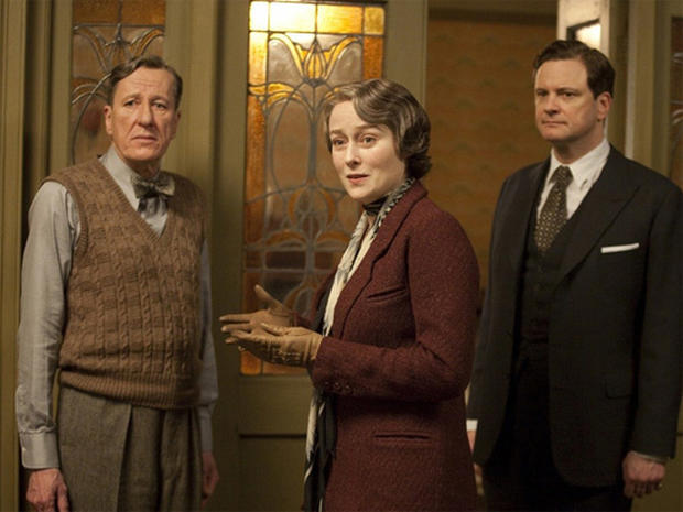 """Best Picture: """"The King's Speech"""""""