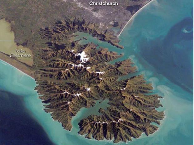 New Zealand: An earthquake hot zone