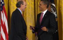 Obama honors James Taylor, Harper Lee