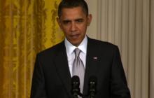 Obama expresses belief in Second Amendment