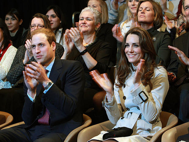 William & Kate in Northern Ireland