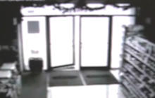 Caught on tape: Tornado rips through store
