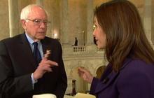 Bernie Sanders - unfair to balance budget on backs of middle class
