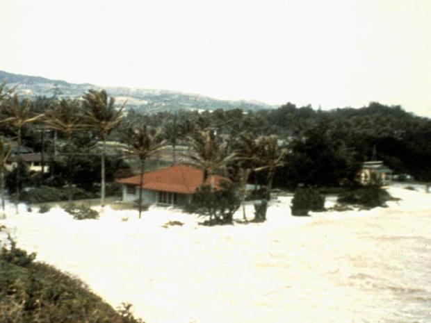 World's biggest tsunamis