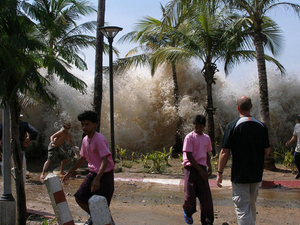 World's biggest tsunamis