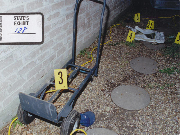 Susan Wright crime scene photos