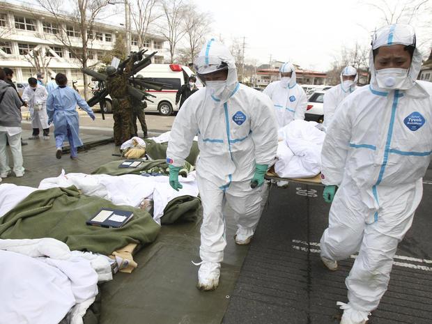 Japan's nuclear crisis